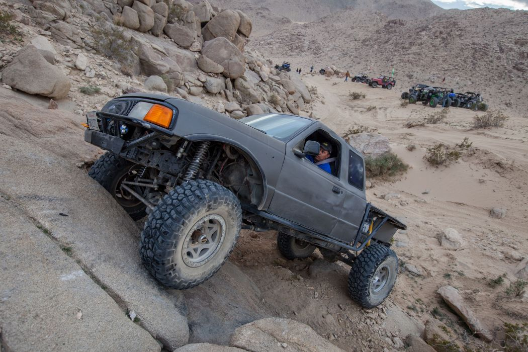 1997 FORD RANGER offroad 4x4 custom truck pickup wallpaper