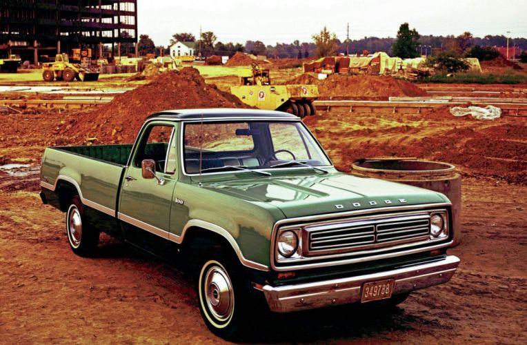DODGE RAM PICKUP offroad 4x4 custom truck mopar wallpaper