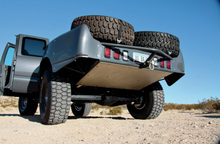2010 CHEVY SILVERADO MIRAGE RACING LUXURY PRERUNNER offroad 4x4 custom truck pickup wallpaper
