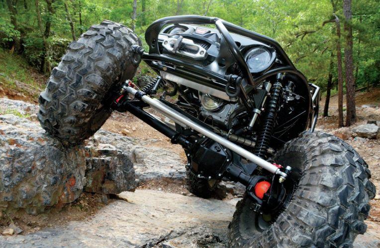 2013 EMERY BUILT CUSTOM BLAJKOUT TRAIL BOUNCER offroad 4x4 custom truck jeep rock-crawler buggy wallpaper