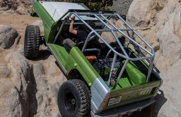 1974 FORD BRONCO offroad 4x4 custom truck wallpaper