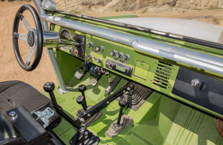 1974 FORD BRONCO offroad 4x4 custom truck wallpaper