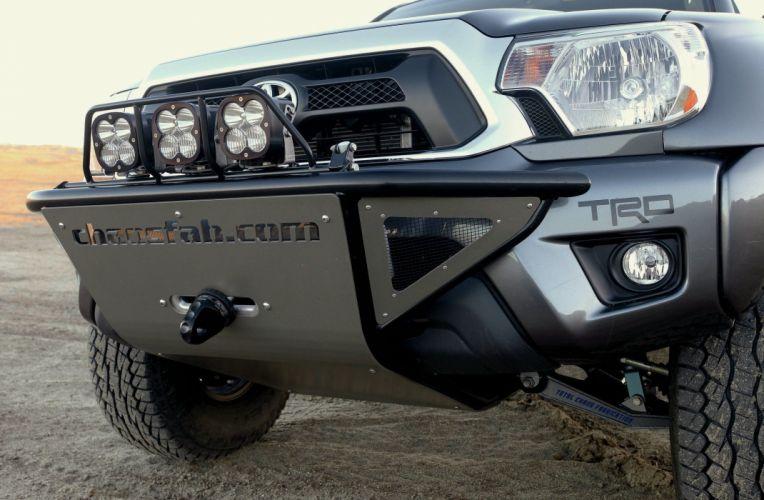 2014 TOYOTA TACOMA offroad 4x4 custom truck pickup baja wallpaper