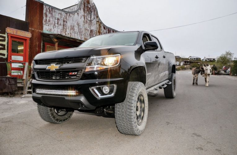 2015 BDS SUSPENSION CHEVROLET COLORADO offroad 4x4 custom truck pickup wallpaper