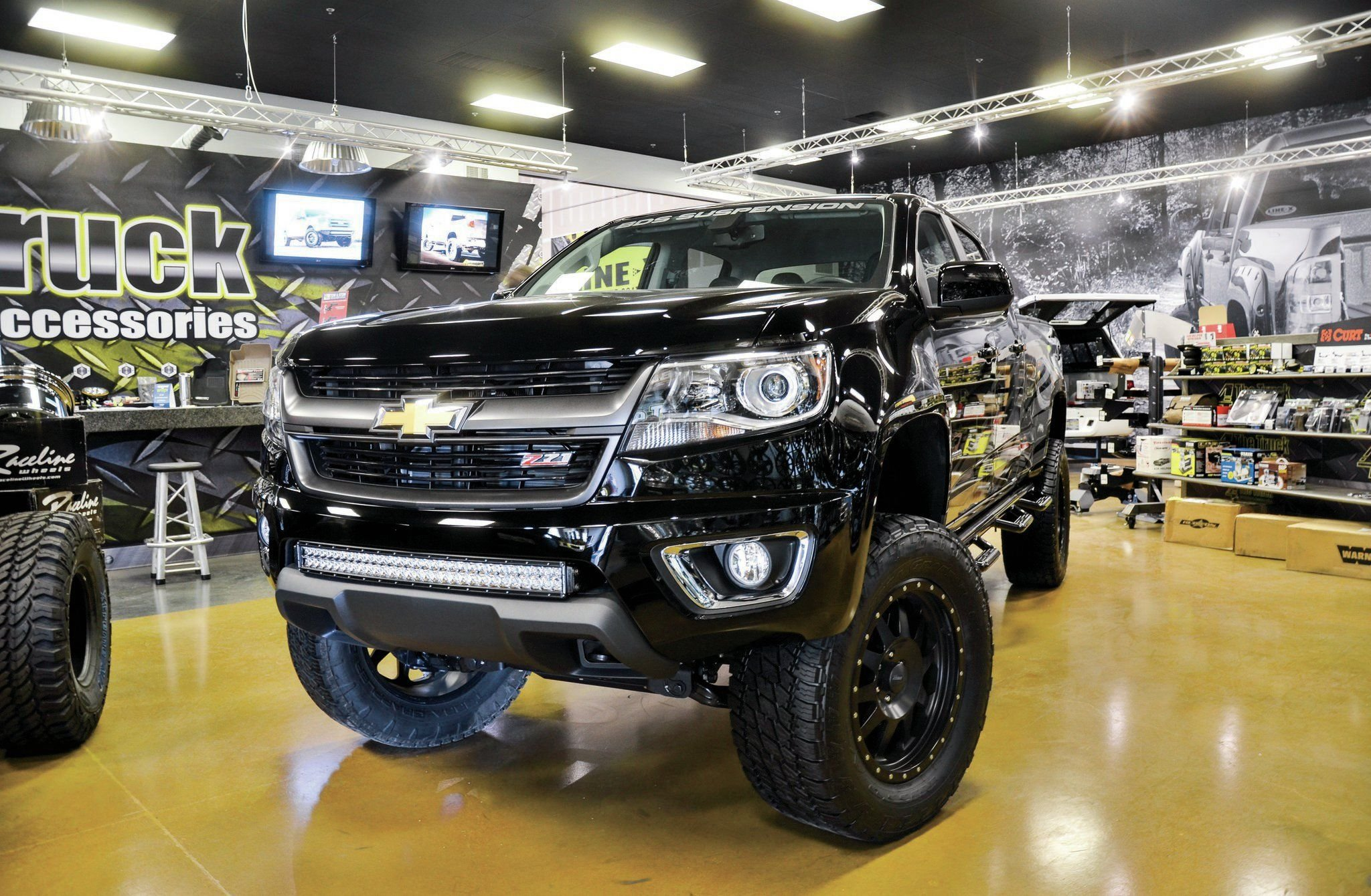 2015 Bds Suspension Chevrolet Colorado Offroad 4x4 Custom Truck Pickup Wallpaper 2048x1340 990438 Wallpaperup