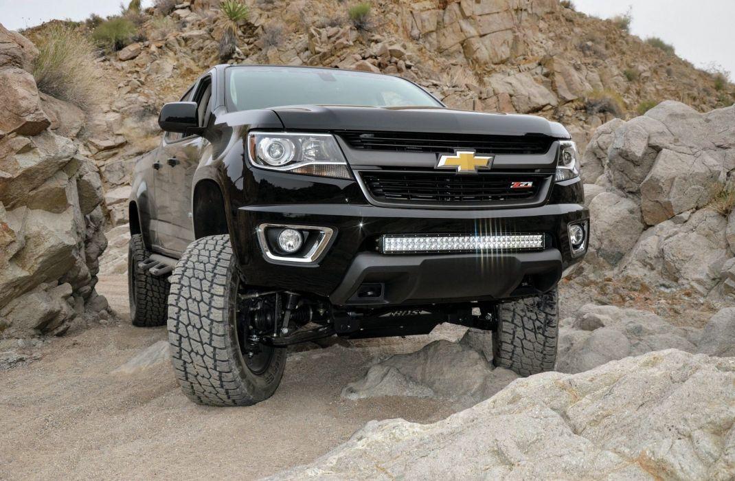 2015 BDS SUSPENSION CHEVROLET COLORADO offroad 4x4 custom truck pickup wallpaper