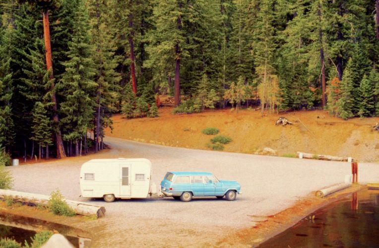 1963 JEEP WAGONEER offroad 4x4 custom truck suv stationwagon wallpaper