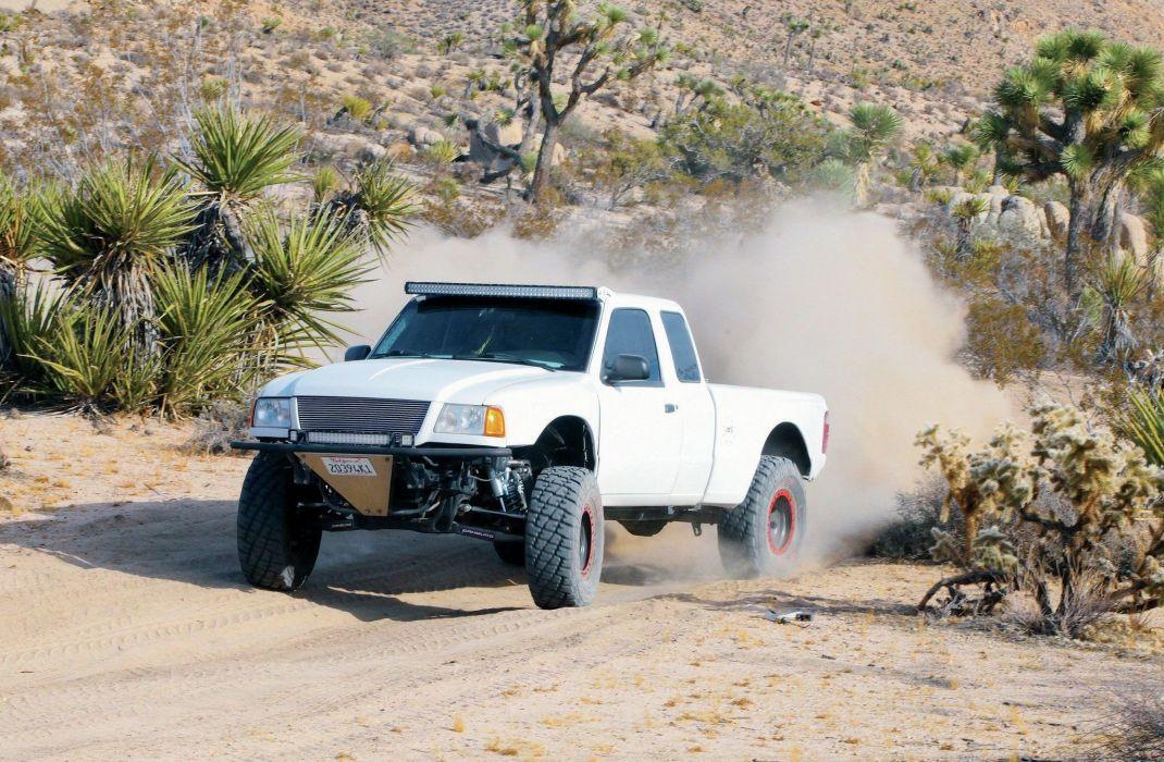 2001 Ford Ranger Offroad 4x4 Custom Truck Pickup Baja Wallpaper 2048x1340 990562 Wallpaperup