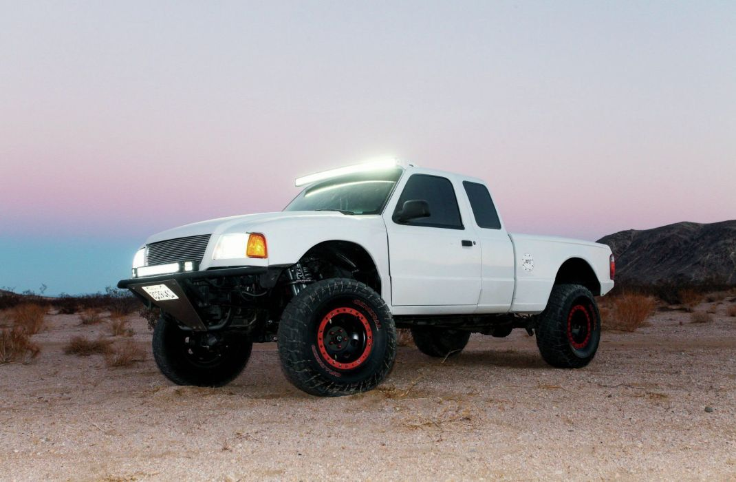 2001 Ford Ranger Offroad 4x4 Custom Truck Pickup Baja Wallpaper 2048x1340 990563 Wallpaperup
