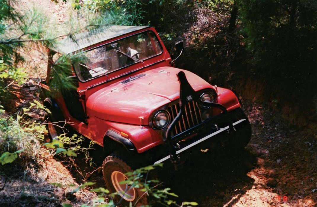 1986 JEEP CJ-7 offroad 4x4 custom truck suv wallpaper