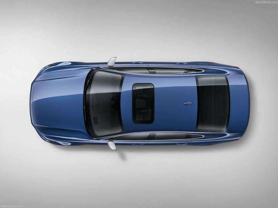 Volvo S90 R-Design cars 2016 wallpaper
