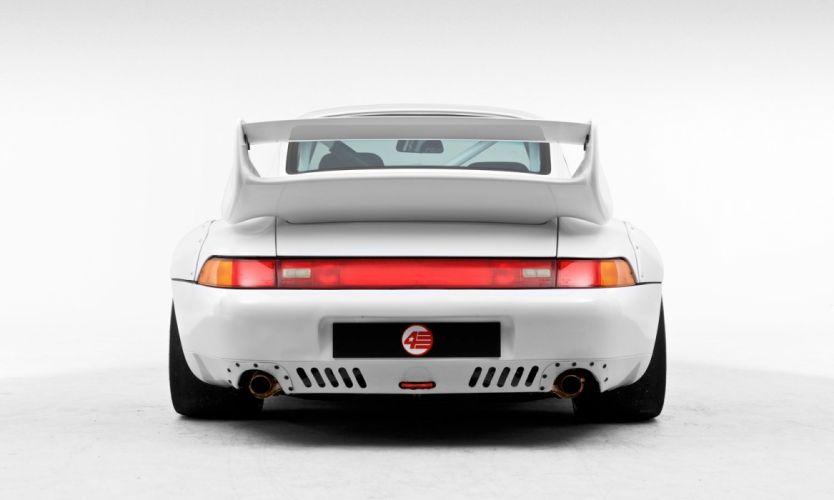 Porsche 911 RSR 3 8 (923) cars 1997 wallpaper