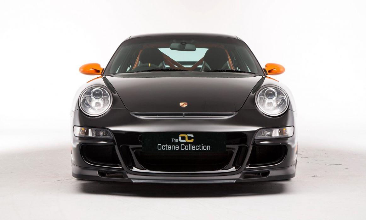 Porsche 911 GT3 RS UK-spec (997) cars 2007 wallpaper