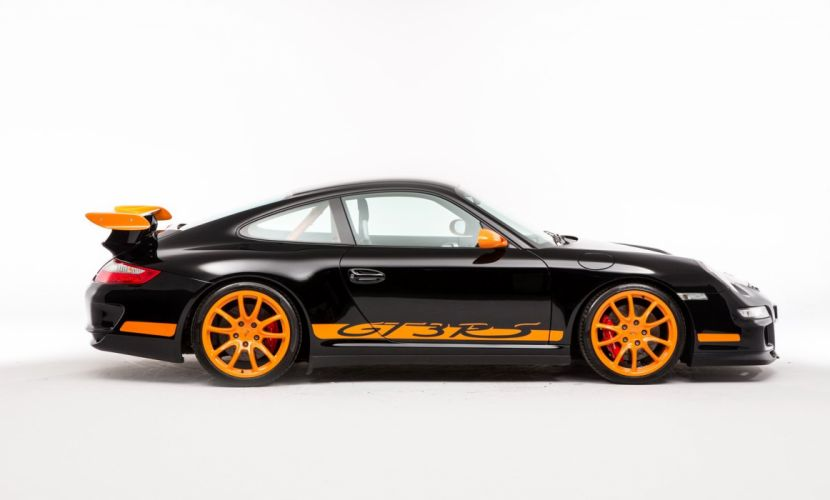 Porsche 911 GT3 RS UK-spec (997) cars 2007 wallpaper