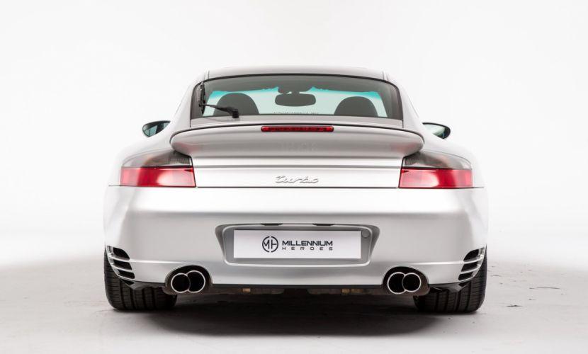 Porsche 911 911 Turbo UK-spec (996) cars 2000 wallpaper