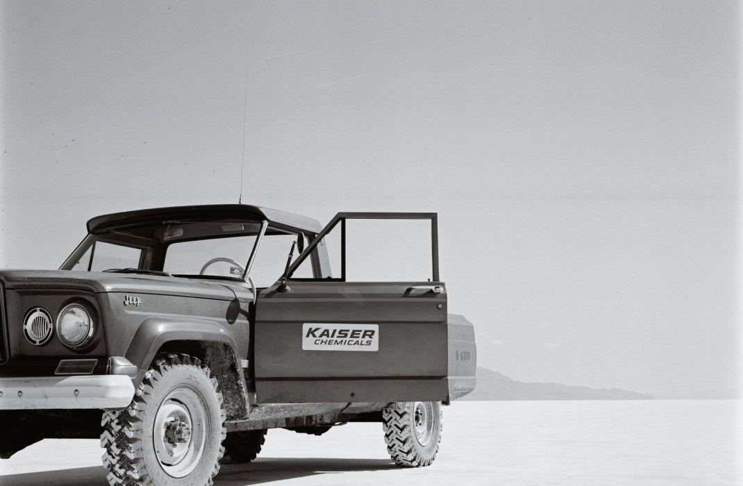 JEEP offroad 4x4 custom truck willys retro wallpaper