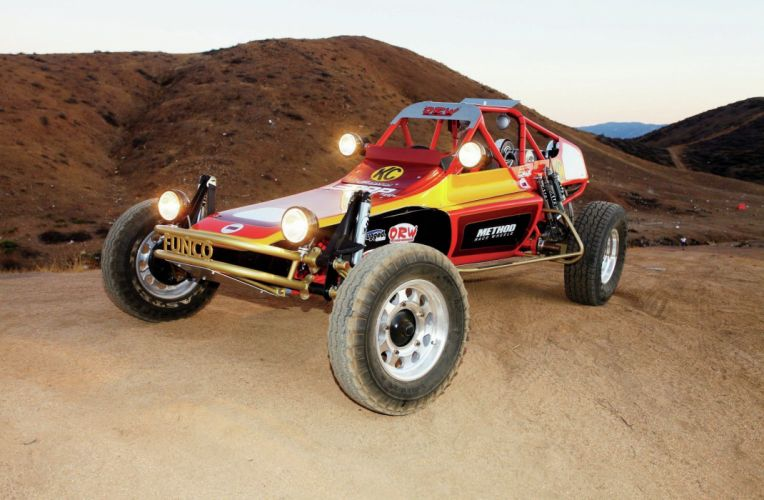 1974 FUNCO SS II offroad 4x4 custom baja rally race racing buggy sandrail volkswagon wallpaper