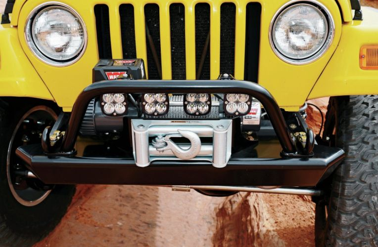 1998 JEEP TJ WRANGLER offroad 4x4 custom truck suv wallpaper