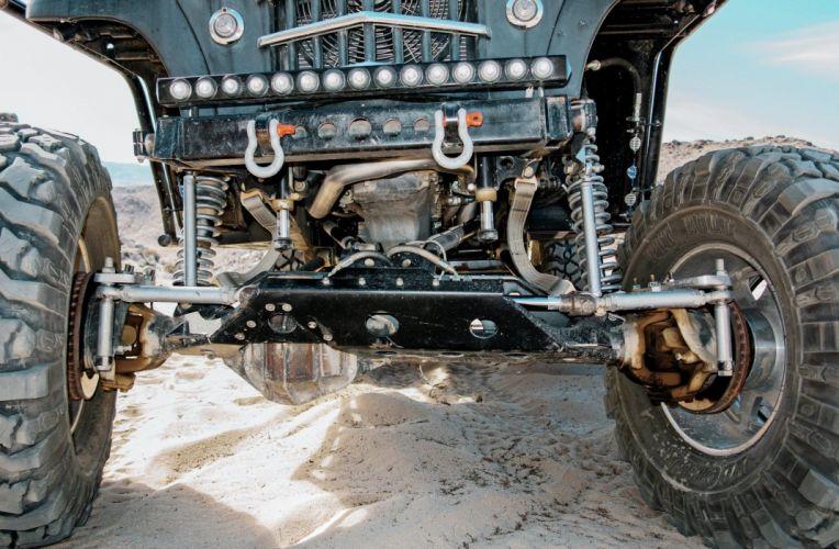 1953 WILLYS PICKUP offroad 4x4 custom truck jeep retro rock-crawler crawler wallpaper