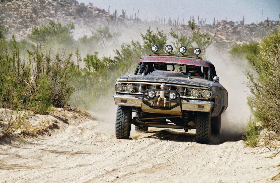offroad 4x4 custom rally baja race racing wallpaper