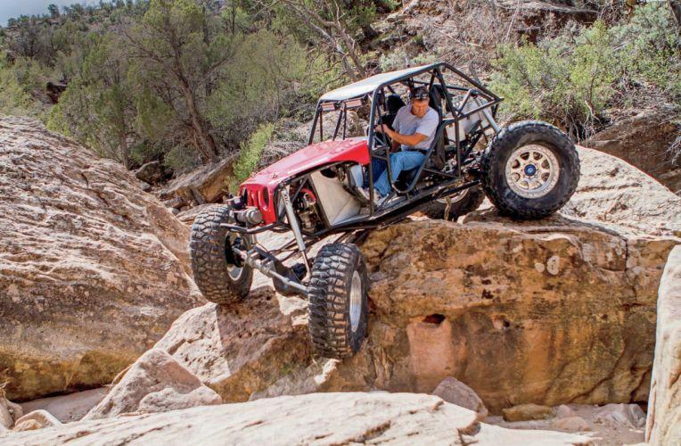 2013 RED DOT ENGINEERING BUGGY suv offroad 4x4 custom truck jeep rock=crawler crawler wallpaper