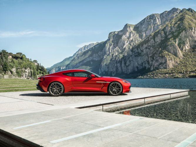 2016 Aston Martin Vanquish Zagato Concept Zagato wallpaper