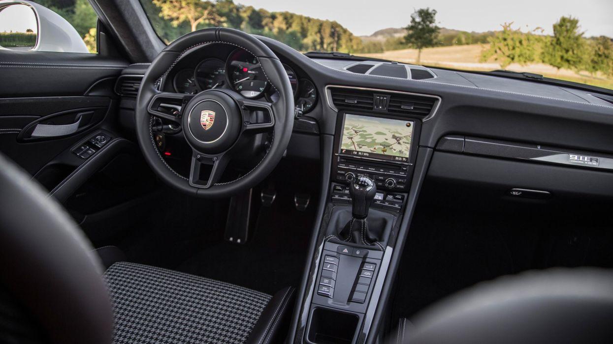 2016 Porsche 911 R cars wallpaper