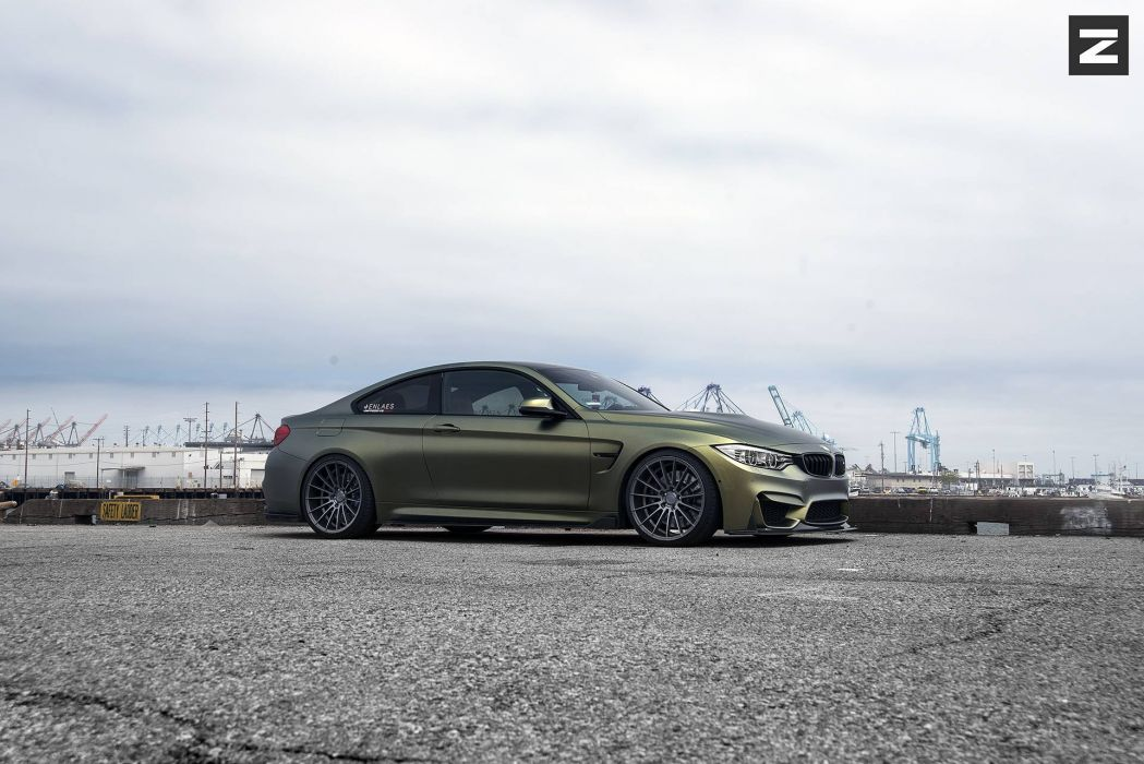 BMW M4 Zito Wheels cars wallpaper