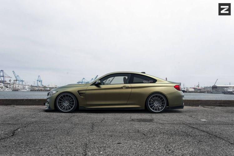 BMW M4 Zito Wheels cars wallpaper