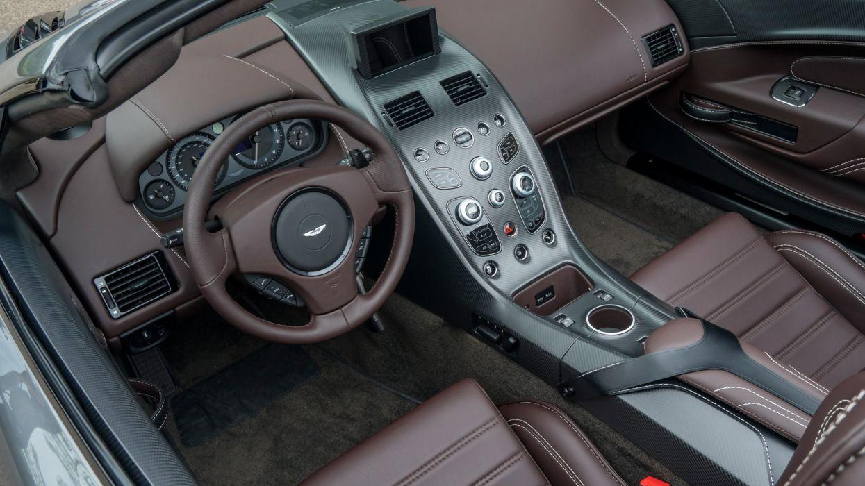 Aston MARTIN GT12 Roadster cars 2016 wallpaper