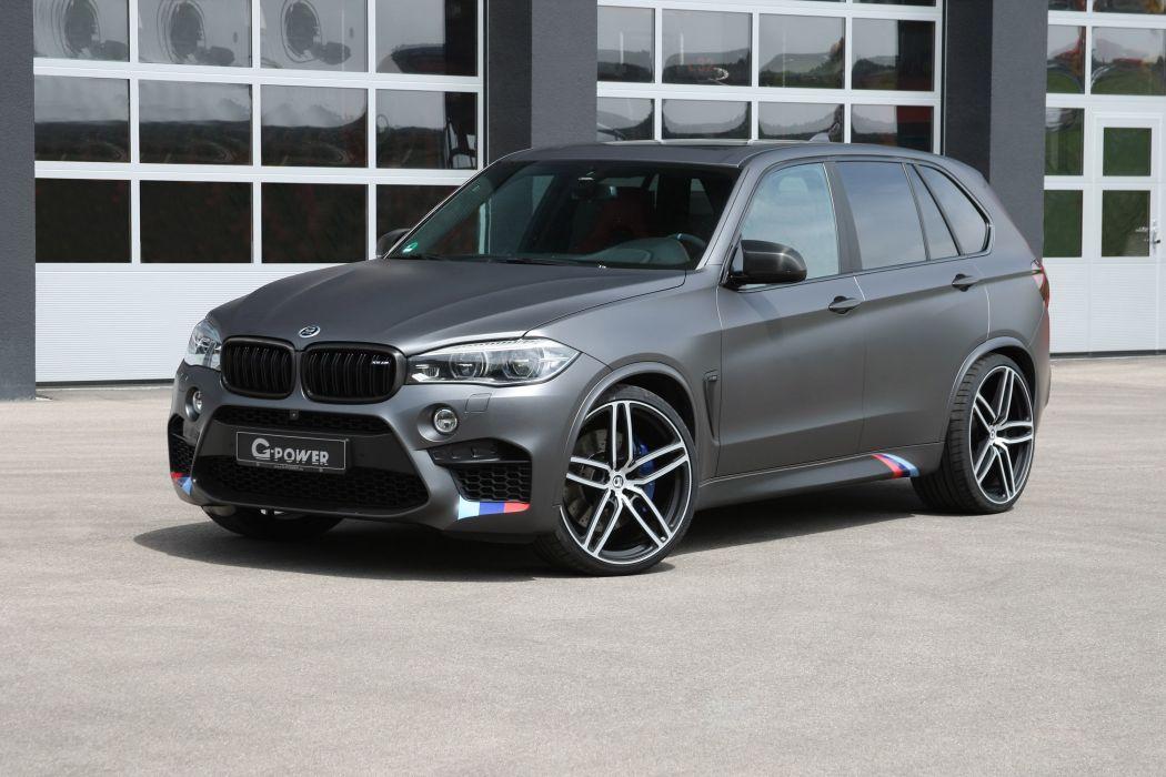 G-Power 2016 BMW X5-M cars suv modified wallpaper