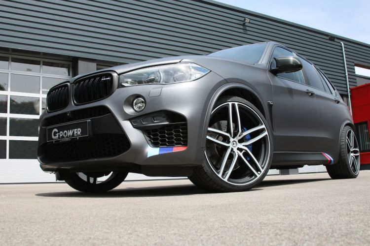 G-Power 2016 BMW X5-M cars suv modified wallpaper