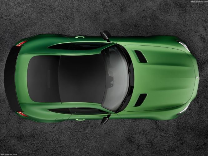 Mercedes Benz AMG GT-R cars coupe green 2016 wallpaper