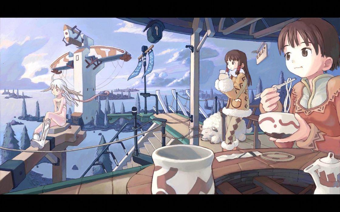 cartoons Japan anime wallpaper