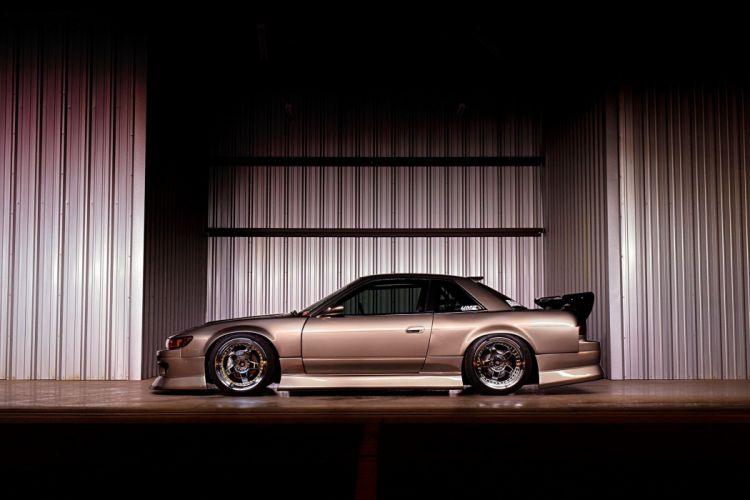 1989 Nissan 240SX cars modified wallpaper