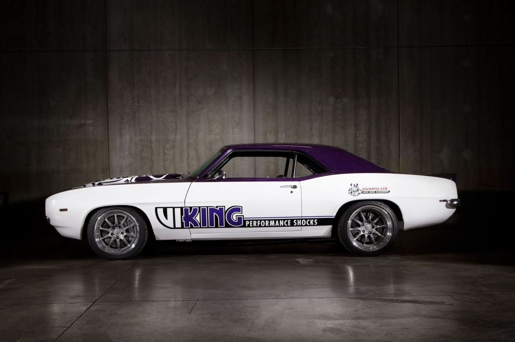 1969 Camaro chevy cars pro touring cars modified wallpaper