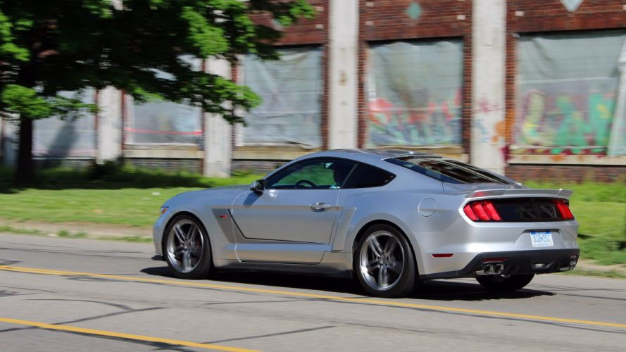 2016 Roush Stage-3 Mustang ford modified wallpaper