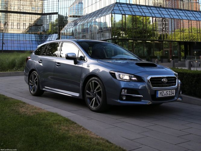 ubaru Levorg 2016 cars wagon wallpaper