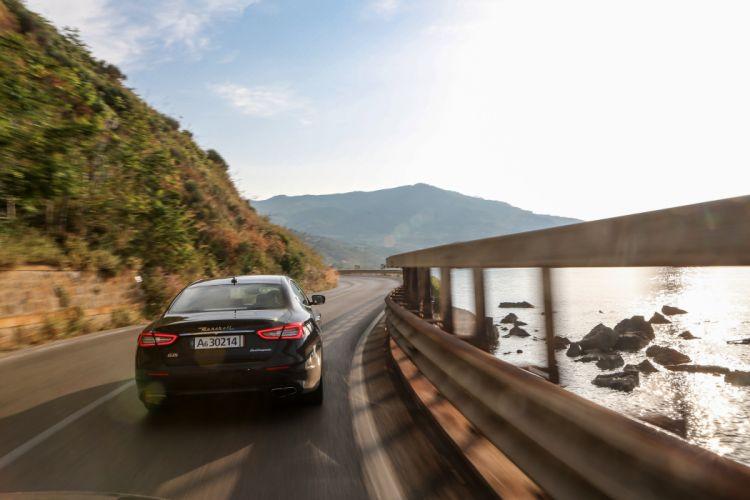 aserati Quattroporte GTS GranLusso cars sedan wallpaper