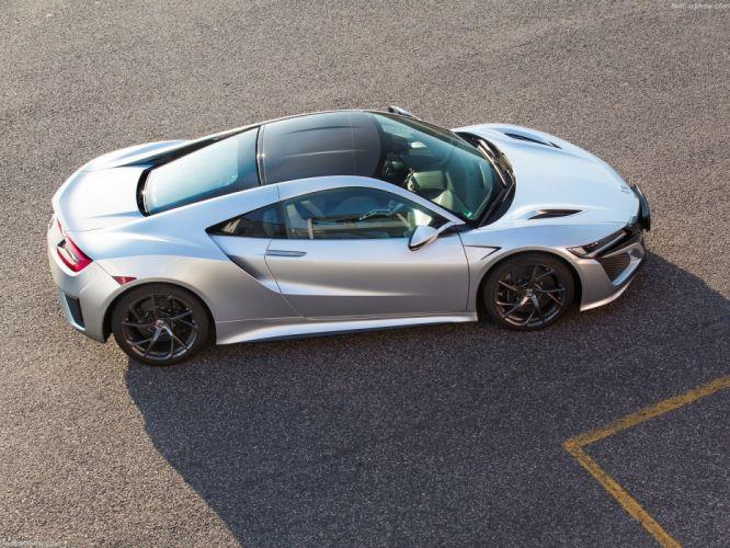 Honda NSX 2017 cars coupe wallpaper