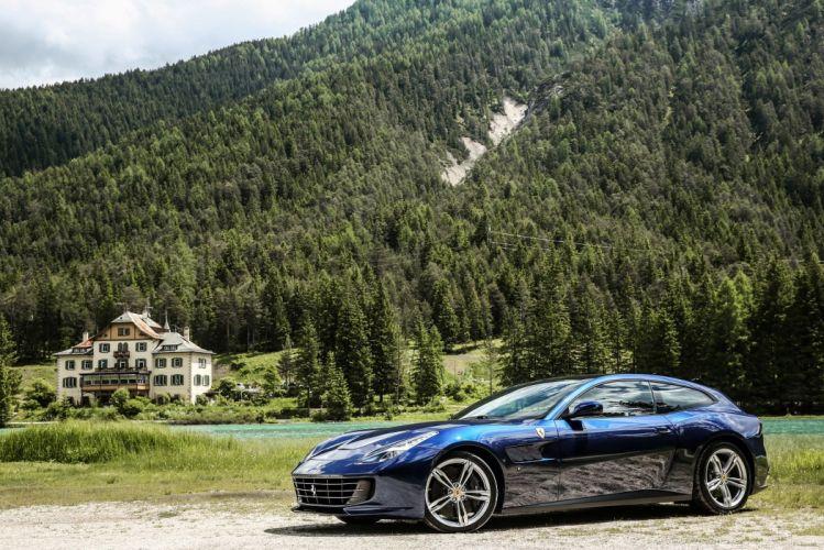 2+2 2016 cars ferrari gtc4 lusso wallpaper