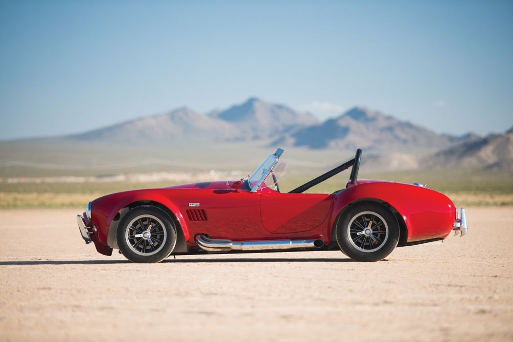 1965 Shelby Cobra 427 cars classic red wallpaper