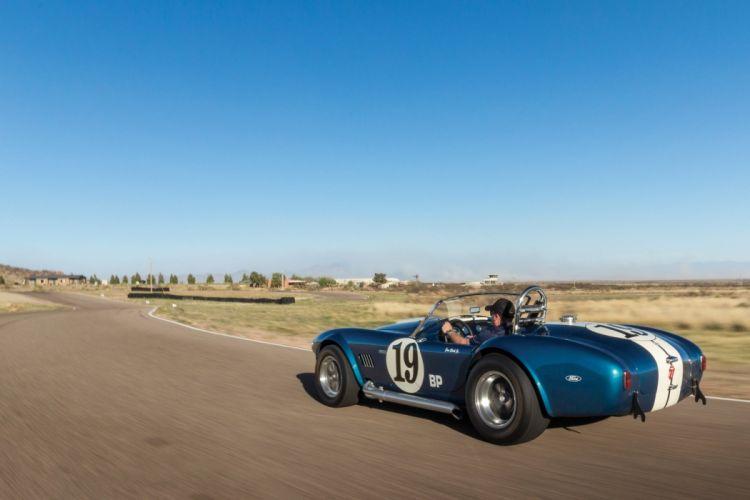 1964 Shelby Cobra 289 cars classic blue wallpaper