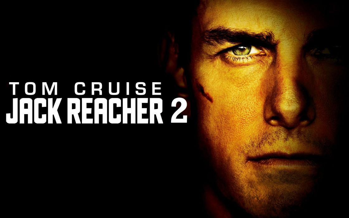 Jack Reacher never go back wallpaper