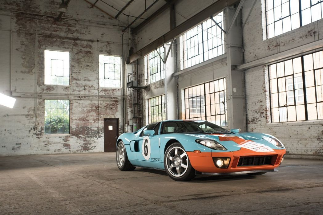 2006 Ford GT Heritage cars wallpaper