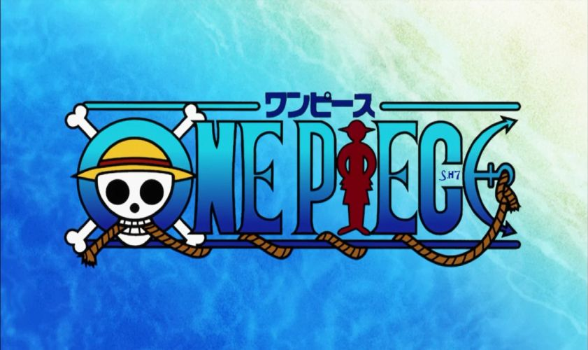 One Piece Logo wallpaper