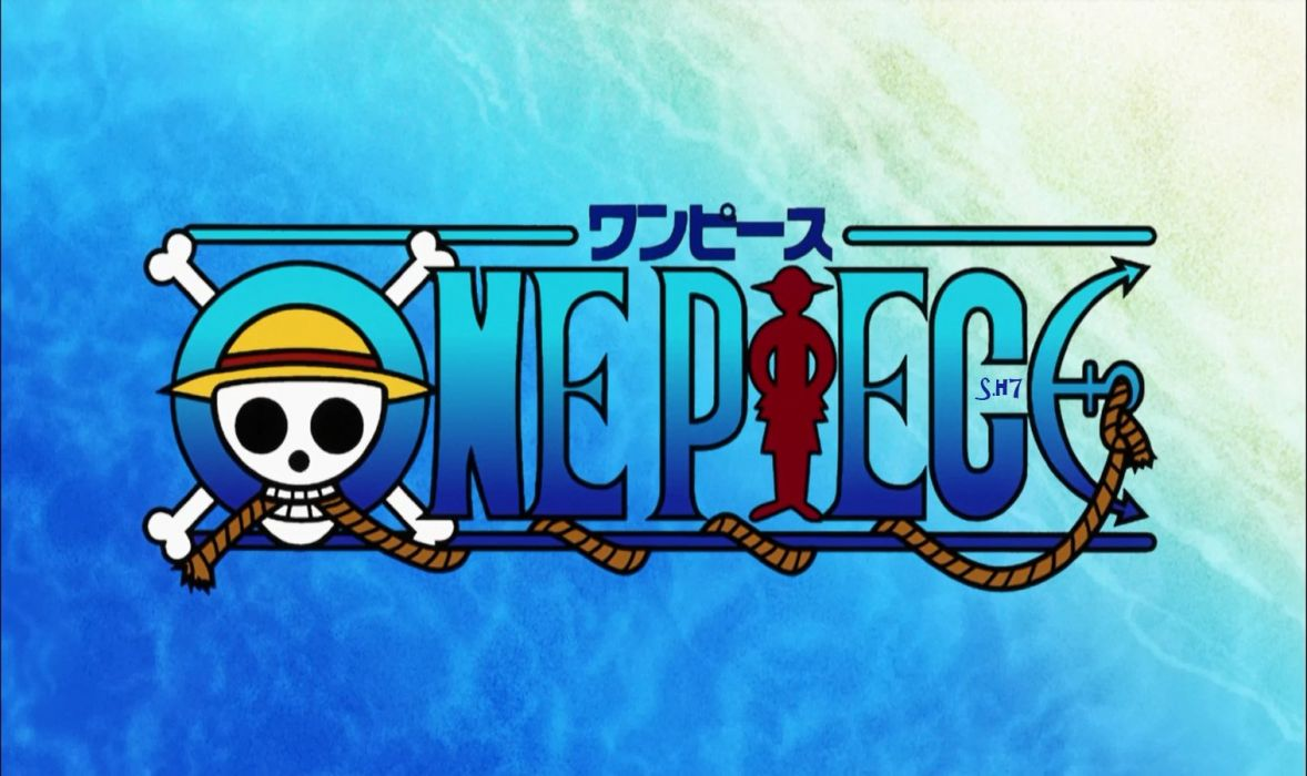 One Piece Logo Wallpaper