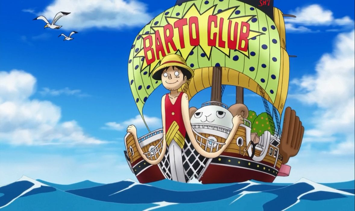 Barto Club (One Piece) wallpaper