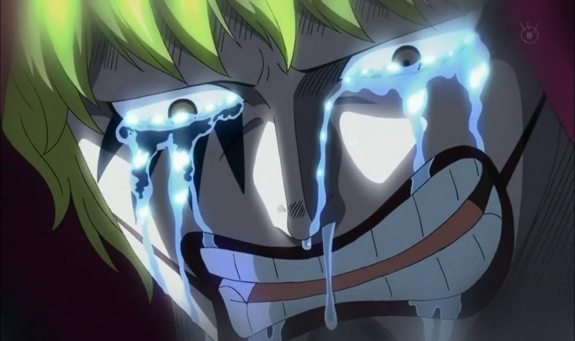 Corasan Cry (One Piece) wallpaper