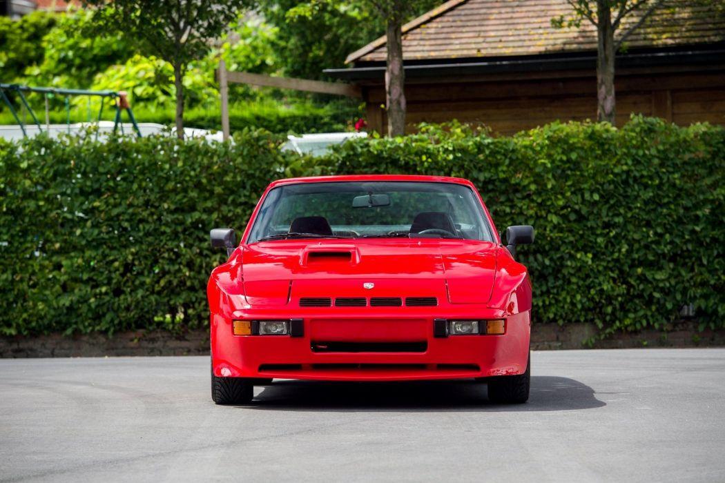 Porsche 924 Carrera GT (937) cars coupe red 1981 wallpaper